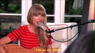 Taylor Swift - Performances Acústicas do álbum RED (LEGENDADO)
