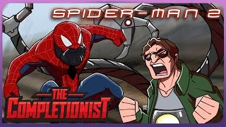 The Completionist®: Spider-Man 2 - Attack of the CGI Alfred Molina