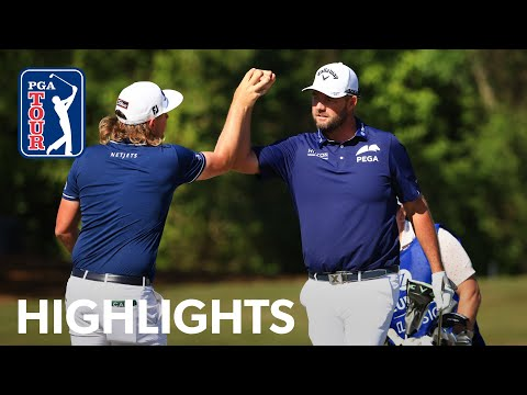 All the best shots from the Zurich Classic | 2021