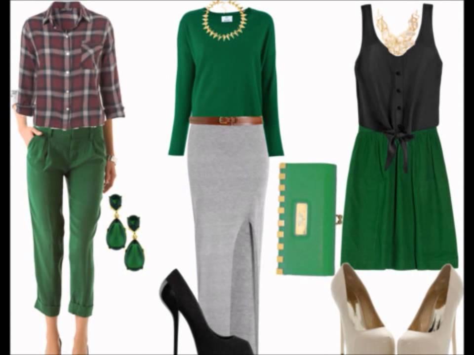 Como combinar el verde esmeralda youtube for Que color asociar con el gris claro