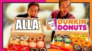 Hur många Donuts har Dunkin Donuts? +10.000 Kcal!