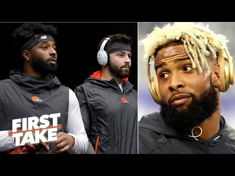 Does OBJ make the Browns the most dangerous offense in the NFL?   First Take