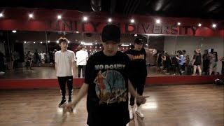 Chris Brown - Privacy ( Feat.  SEVENTEEN ) choreography by @Bobby11Dacones mp3