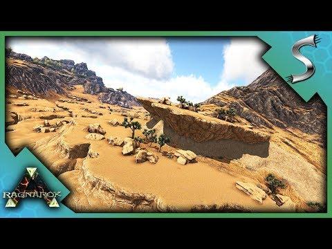 JOURNEY TO THE DESERT BASE LOCATION! - Ark: RAGNAROK - BUSH PEOPLE [S2E7]