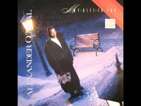 Alexander O'Neal - Our first christmas (1988)