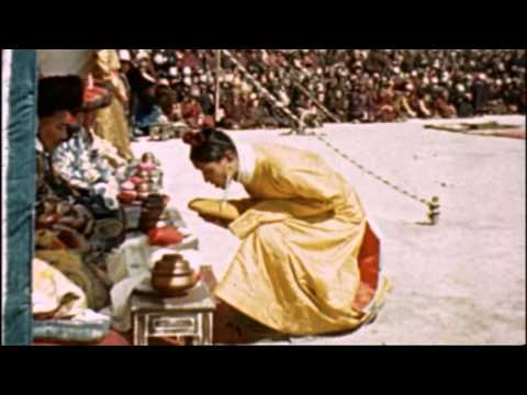 The lost world of Tibet-1