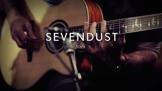"Sevendust ""Black"" At Guitar Center"