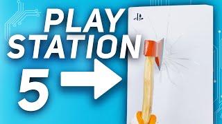 PlayStation 5in İÇİNDEN GEÇTİM (ft. Deli Mi Ne?)
