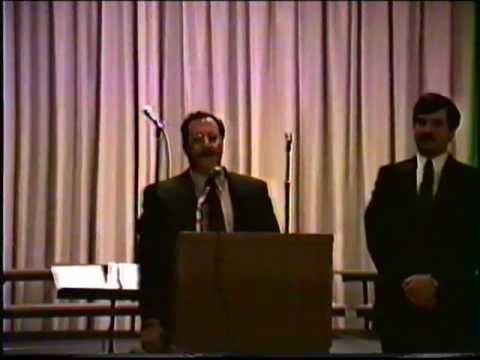 1993 - Yeshivat Rambam 2nd Annual Banquet