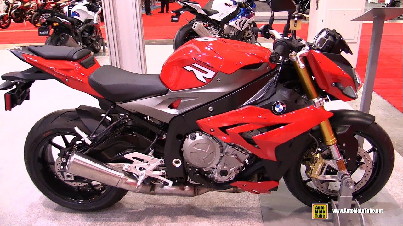 2015 bmw s1000r walkaround 2015 toronto motorcycle show youtube. Black Bedroom Furniture Sets. Home Design Ideas