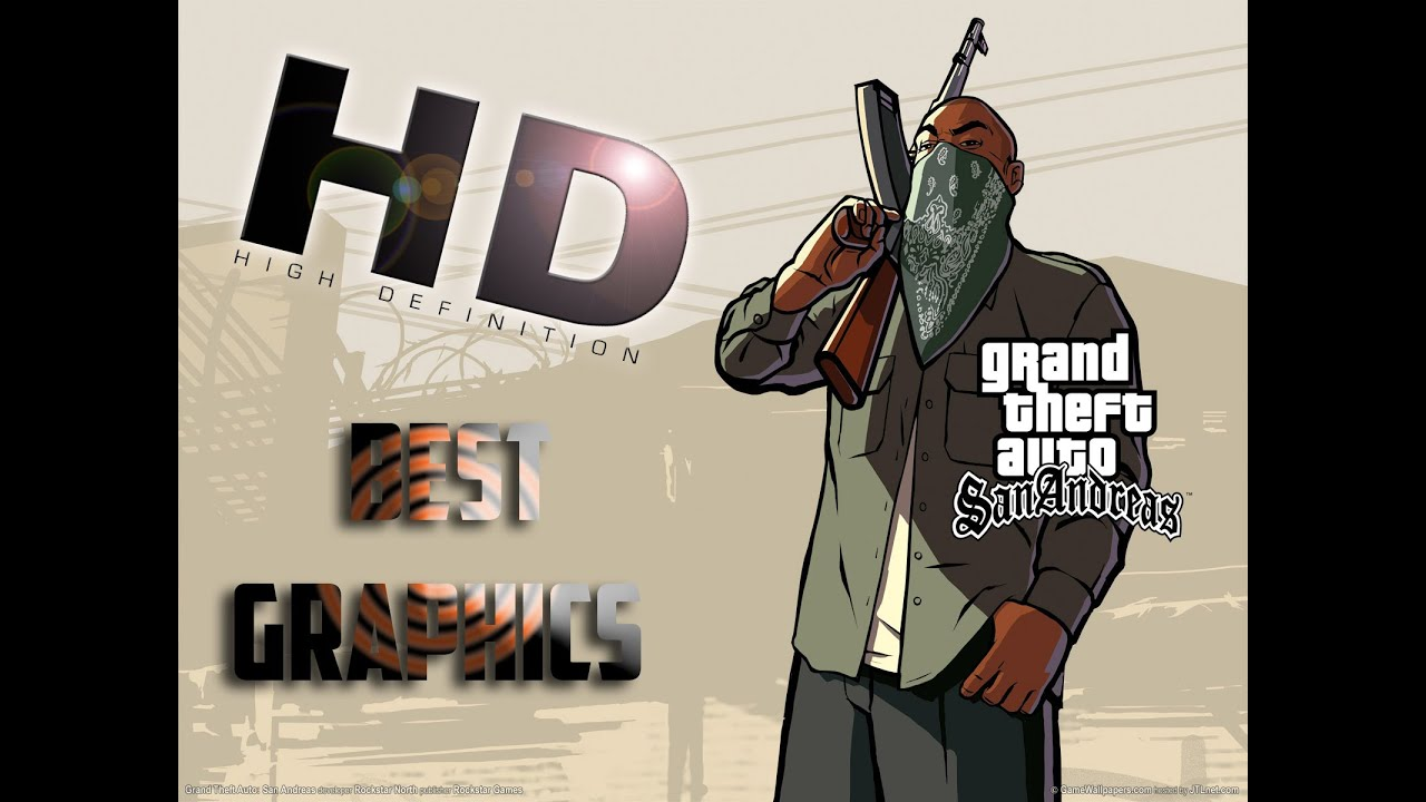 gta san andreas best graphics 2016 download youtube