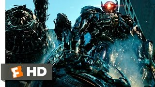 Transformers Dark of the Moon (210) Movie CLIP - Shockwave Attacks (2011) HD