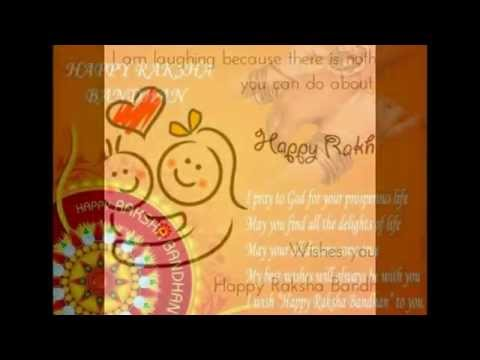 Raksha Bandhan 2014 SMS, Quotes And Images