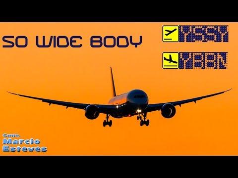 SOWIBO PREPAR3D [P3D] PMDG 777-300ER Sydney-YSSY / Brisbane-YBBN - Virgin Australia 925