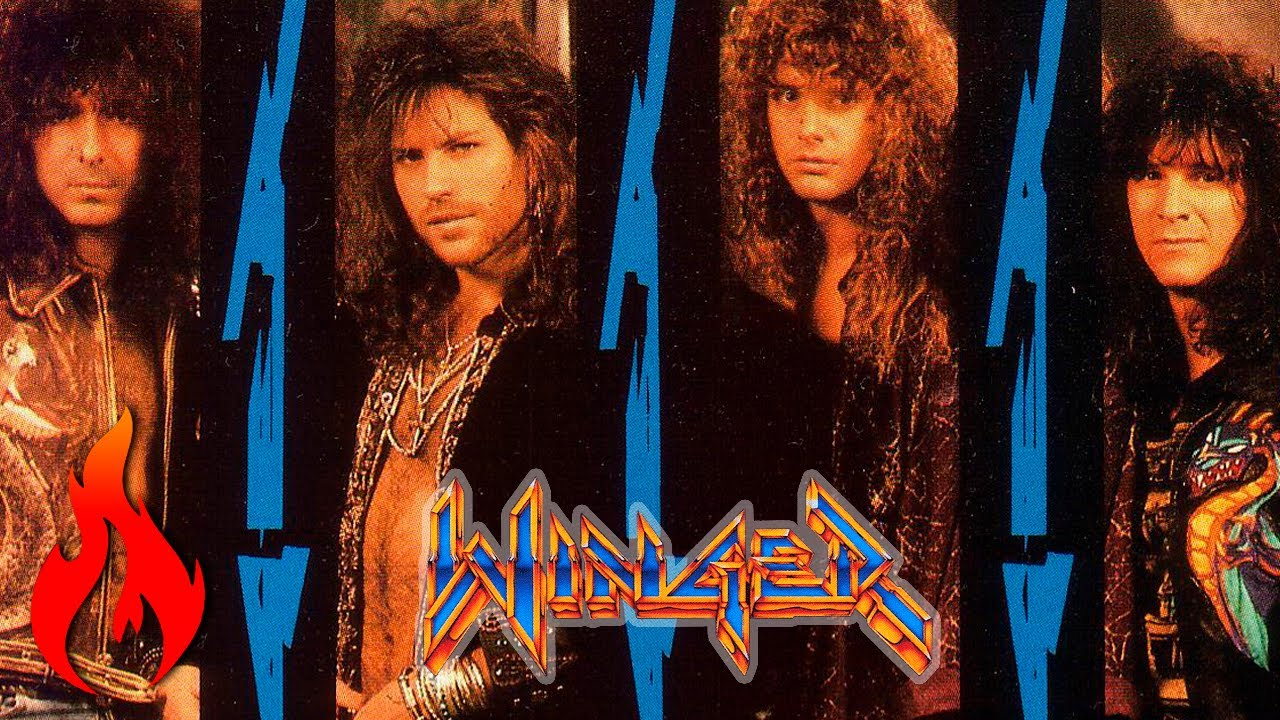 Download Winger - 5 Demos That Should Be On The Albums - Part 2