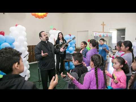 Father Enrique Herrera | 2017-2018 Lumen Christi Award Recipient