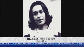West Side School Honors Black TV Pioneer Michele Clark