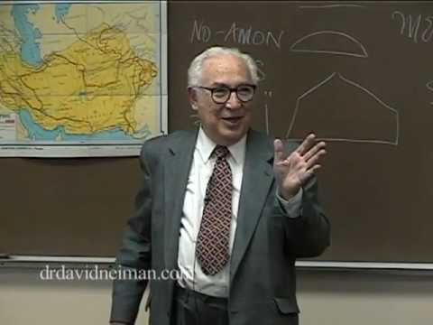 The history of Egypt - The Hyksos Invasion l Lessons of Dr. David Neiman