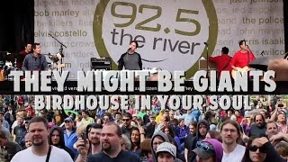 They Might Be Giants perform