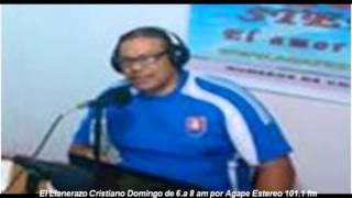 PROGRAMA RADIAL EL LLANERAZO CRISTIANO POR AGAPE ESTEREO 101 1 FM