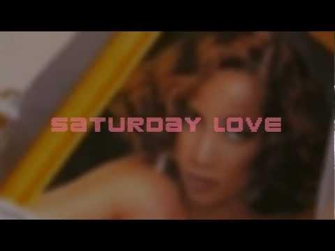 Cherrelle - Saturday Love (ft. Alexander O'Neal)