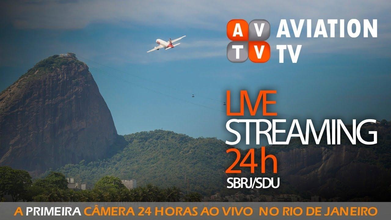 Download 🔴 Aeroporto Santos Dumont (SBRJ/SDU) Live Cam - 22/09/2021