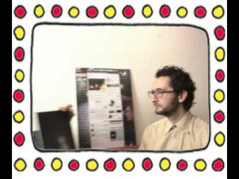 Edouard Baer relooke novaplanet, le site web de Radio Nova (1)