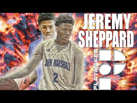 Jeremy Sheppard Is A Smooth Assassin! Official Junior Mixtape!