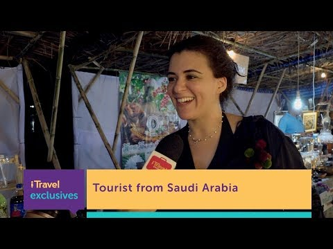 Samui Festival 2017: Interview with a Tourist from Saudi Arabia