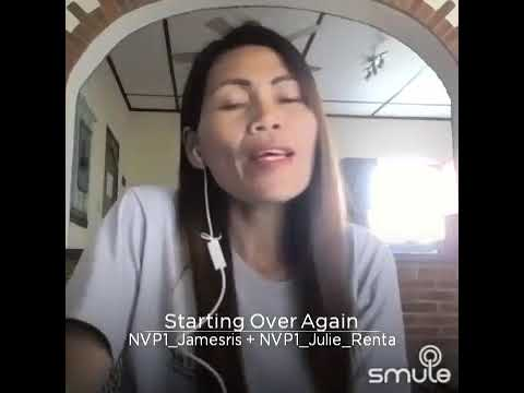 Starting over again with julie