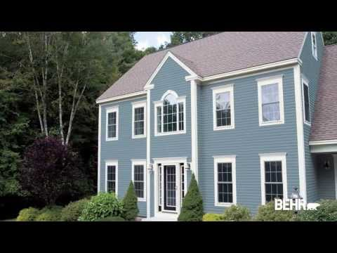 BEHR MARQUEE® Exterior Paint & Primer (Full Version)