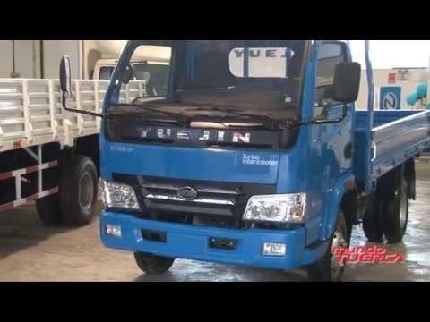 Camión Yuejin NJ 1020