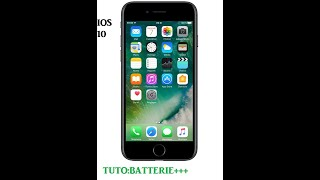 [TUTO ] Économiser sa batterie IPhone.