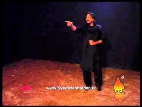 Hussain (as) Minni Wa Ana - Irfan Haider 2011.wmv