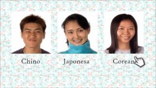 Cómo diferenciar chinos, coreanos o japoneses | LulluPopCake