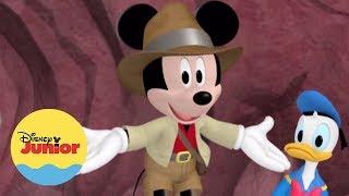 Las Aventuras de Mickey Explorador   La casa de Mickey Mouse