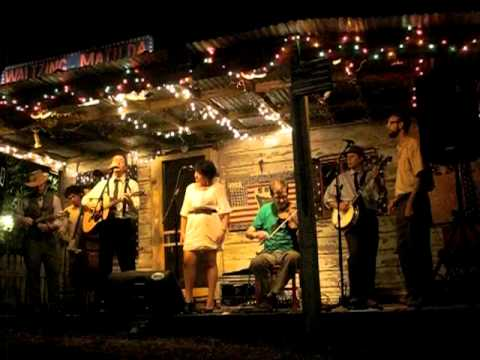 The Cowtown String Band at Matilda's Music under the Pines in Alpharetta, GA
