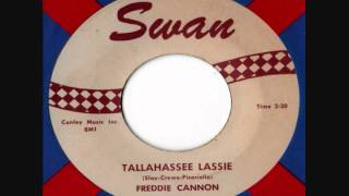 Freddie Cannon - Tallahassee Lassie