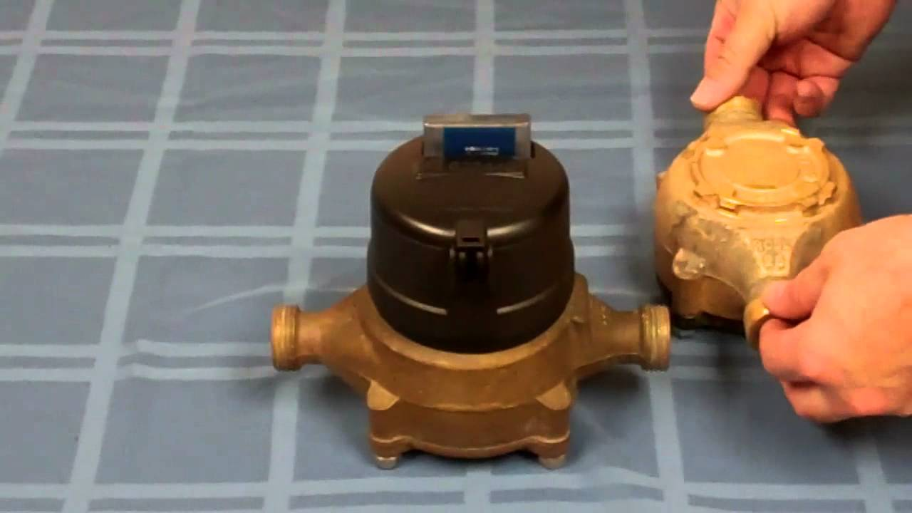 Reliable smart water meters for commercial and industrial use