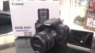 Canon EOS 800D Camera Setup #Canon