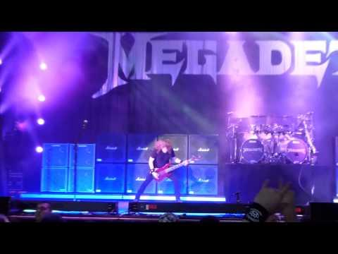 Megadeth - Symphony Of Destruction  (White River Amp, WA 7/12/11)