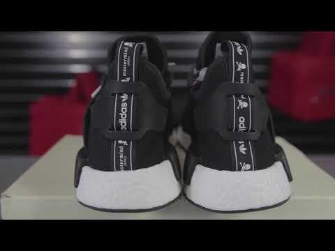 more photos 97897 20ae3 Mastermind Japan X Adidas NMD XR1 - YouTube