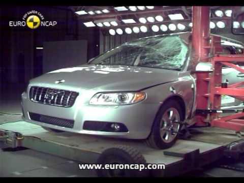 Euro NCAP | Volvo V70 | 2007 | Crash Test