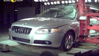 Euro NCAP | Volvo V70 | 2007 | Crash test
