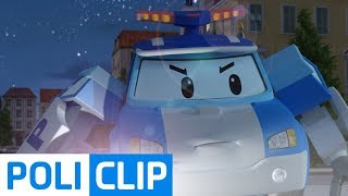 Who is there?   Robocar Poli Rescue Clips
