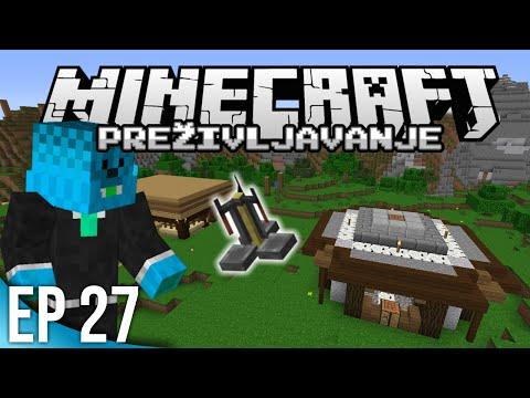 Minecraft: Preživljavanje #27 - OKRUGLA... AL' NIJE OKRUGLA...