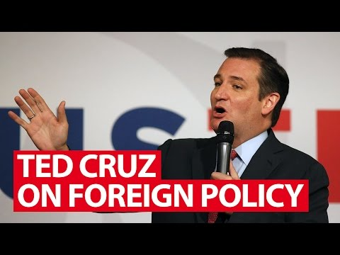 Ted Cruz On Foreign Policy | Conversation With | CNA Insider