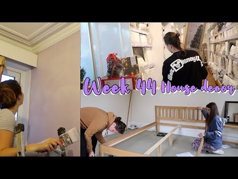 Finally becoming the home we want ft. a cheeky dunelm trip • Decor vlog • Weekly 44