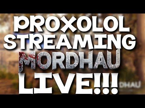 Proxolol Mordhau Stream LIVE!!