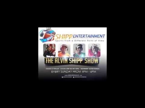 The Alvin Shipp Show June 22, 2014 Washington Redskins or Washington Coons ITS A RACIAL SLUR!!